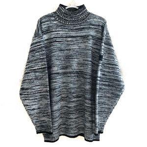 South Pole heavyweight mock neck sweater. Size XL